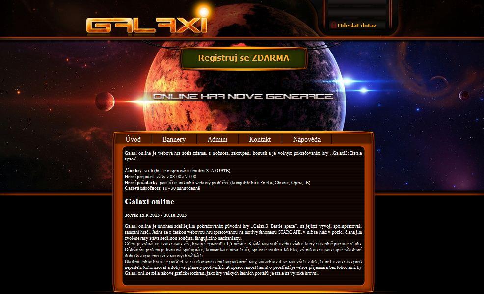 Galaxi-prihlasovacka-nova